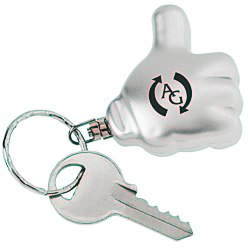 View a larger, more detailed picture of the Thumbs Up Key Light