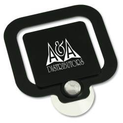 View a larger, more detailed picture of the Note Holder w Suction Cup - Opaque