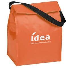 View a larger, more detailed picture of the I-Cool Lunch Sack - Closeout