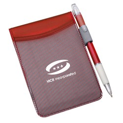 View a larger, more detailed picture of the Ravia Jotter w Pen - Closeout