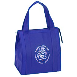 View a larger, more detailed picture of the Chill Insulated Grocery Tote - 13 x 12 - 24 hr