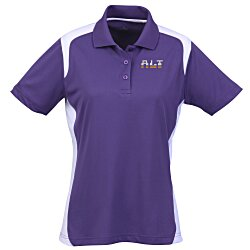View a larger, more detailed picture of the Blitz Performance Sport Shirt - Ladies