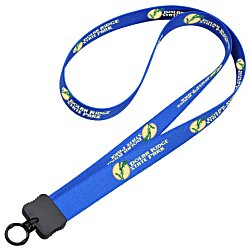 View a larger, more detailed picture of the Dye-Sublimated Stretchy Lanyard - 3 4 - 36