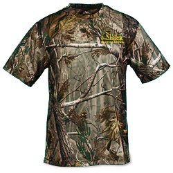 View a larger, more detailed picture of the Performance SS Camo T-Shirt