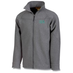 View a larger, more detailed picture of the Salem Wool-Blend Bonded Fleece Jacket - Men s