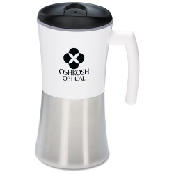 View a larger, more detailed picture of the Euro Mega Mug - 14 oz - Closeout