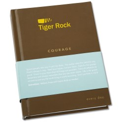 View a larger, more detailed picture of the Quotation Journal - Courage