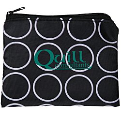 View a larger, more detailed picture of the Fashion Pouch - Metro Dots