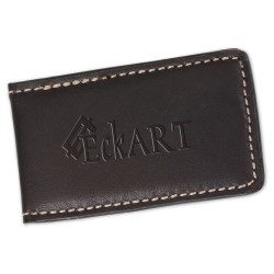 View a larger, more detailed picture of the Leather Money Clip
