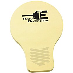 View a larger, more detailed picture of the Post-it&reg Custom Notes - Bulb - 50 Sheet - Stock Design