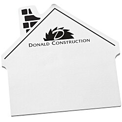 View a larger, more detailed picture of the Post-it&reg Custom Notes - House - 50 Sheet - Stock Design