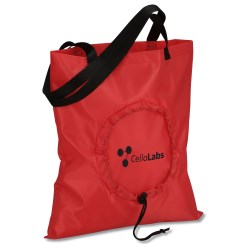 View a larger, more detailed picture of the Cinch-It Packable Tote