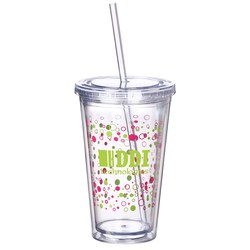 View a larger, more detailed picture of the Spirit Incore Tumbler - 16 oz - Bubbles