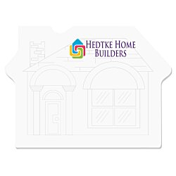 View a larger, more detailed picture of the Bic Sticky Note House 25 Sheet - Stock Design