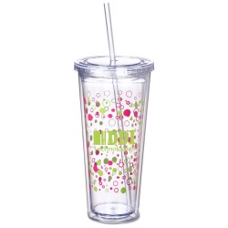 View a larger, more detailed picture of the Spirit Incore Tumbler - 20 oz - Bubbles