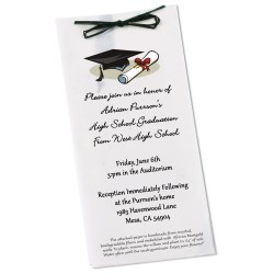 View a larger, more detailed picture of the Seeded Invitation Program - 9 x 4 - Thai Basil