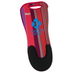 View a larger, more detailed picture of the BUILT Sizzler Extra Long Oven Mitt - Nolita Stripe