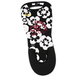 View a larger, more detailed picture of the BUILT Sizzler Extra Long Oven Mitt - Summer Bloom