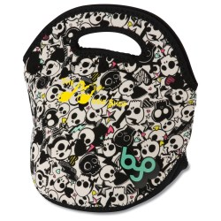 View a larger, more detailed picture of the BYO by BUILT Express Lunch Bag - Love & Bones