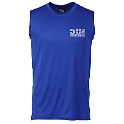 View a larger, more detailed picture of the Badger B-Core Performance Sleeveless T-Shirt