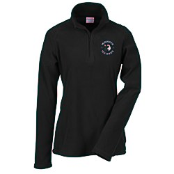 View a larger, more detailed picture of the Columbia Crescent Valley 1 4-Zip Pullover - Ladies