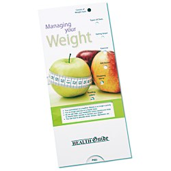 View a larger, more detailed picture of the Managing Your Weight Pocket Slider