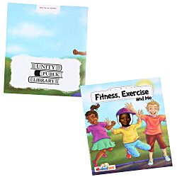 View a larger, more detailed picture of the All About Me Book - Fitness and Exercise