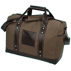 View a larger, more detailed picture of the Avenue Overnight Bag