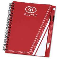 View a larger, more detailed picture of the Graph Paper Notebook Set