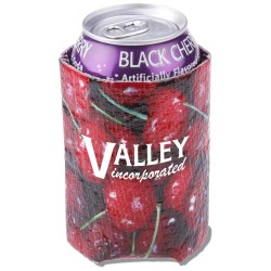 View a larger, more detailed picture of the PhotoGraFX Can Holder - Cherries - Closeouts