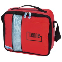 View a larger, more detailed picture of the Flexi-Freeze Lunch Box - Closeout