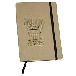 View a larger, more detailed picture of the Recycled Ambassador Bound Pocket Journal Book 8-3 8 x5-1 2