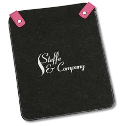 View a larger, more detailed picture of the Vibe Felt Tablet Cover