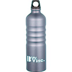 View a larger, more detailed picture of the Dazzle Aluminum Sport Bottle - 25 oz