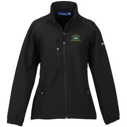 View a larger, more detailed picture of the Reebok Soft Shell Playshield Jacket - Ladies