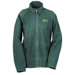 View a larger, more detailed picture of the Katahdin Tek Fleece Jacket - Ladies - 24 hr
