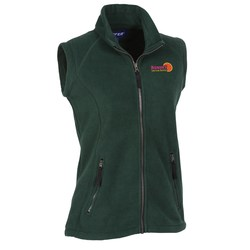 View a larger, more detailed picture of the Katahdin Tek Fleece Vest - Ladies - 24 hr