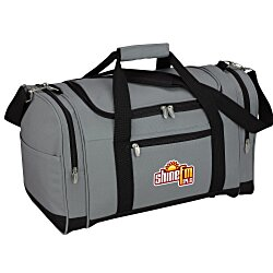 View a larger, more detailed picture of the 4imprint Leisure Duffel - Full Color