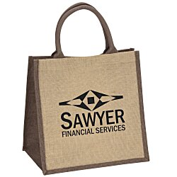 View a larger, more detailed picture of the Genoa Jute Tote