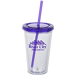 View a larger, more detailed picture of the Color Scheme Spirit Tumbler - 16 oz