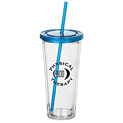 View a larger, more detailed picture of the Color Scheme Spirit Tumbler - 20 oz