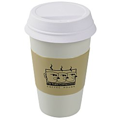 View a larger, more detailed picture of the Stress Reliever - To Go Coffee Cup - 24 hr
