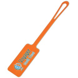 View a larger, more detailed picture of the Jet Lag Luggage Tag - Colors