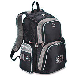 View a larger, more detailed picture of the Slazenger Turf Series Laptop Backpack