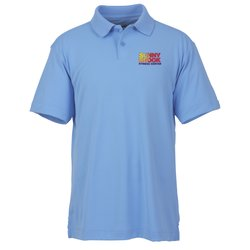 View a larger, more detailed picture of the Cutter & Buck DryTec Kingston Pique Polo - Men s