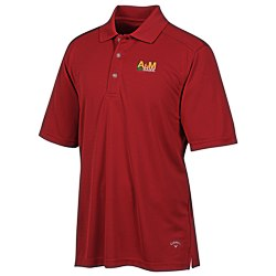 View a larger, more detailed picture of the Callaway Dry Core Polo - Men s
