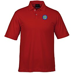 View a larger, more detailed picture of the Nike Performance Pebble Texture Polo - Men s