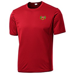 View a larger, more detailed picture of the Contender Athletic T-Shirt - Men s - Embroidered