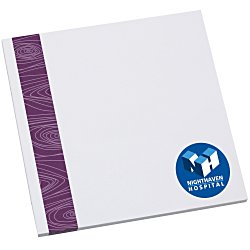View a larger, more detailed picture of the Bic Sticky Note - Designer - 3x3 - Modern Grain - 25 Sheet
