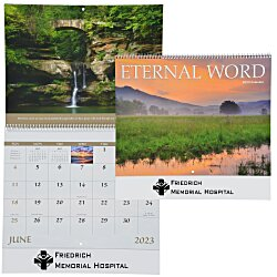 View a larger, more detailed picture of the Eternal Word Calendar - Funeral Pre-Planning